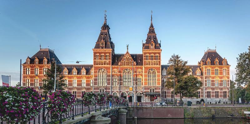 موزه ریکس؛عظیم ترین موزه هلند، عکس