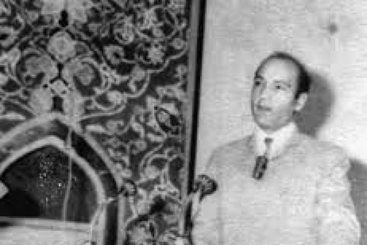 بازخوانی حسین وارث آدم در خانه موزه دکتر شریعتی