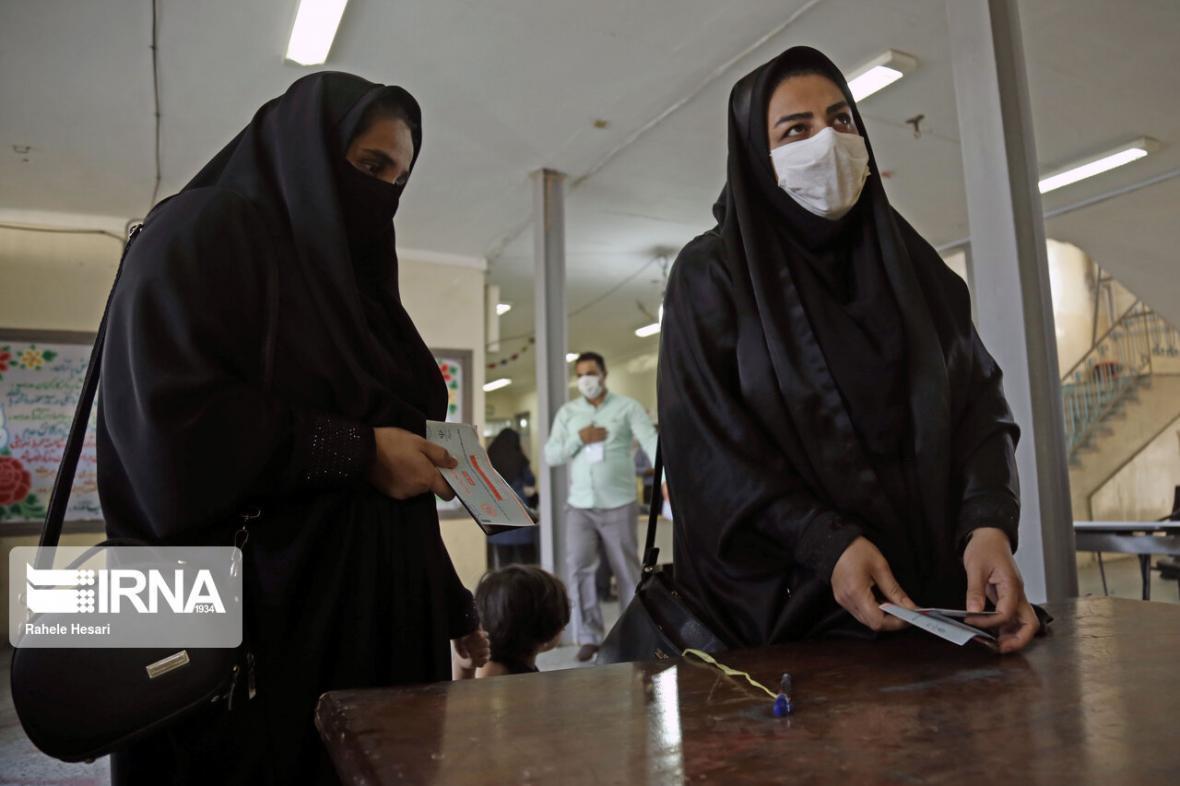 خبرنگاران 58 هزار و 930 نفر در حوزه انتخابیه غرب گلستان رای دادند