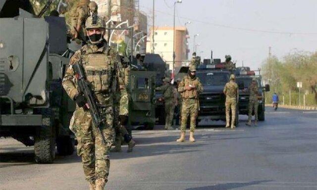 دو حمله در جهت کاروان نیروهای آمریکایی در عراق