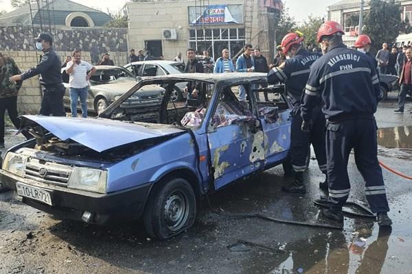 حاجی اف: حملات ارمنستان به شهر بردع 20 کشته و 60 زخمی بر جا گذاشت