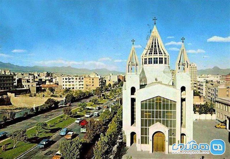 کلیسای سرکیس مقدس تهران؛ عبادتگاهی امن برای ارامنه پایتخت