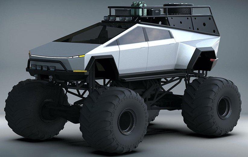 وانت هیولای سایبرتراک تسلا می تواند صنعت این خودروها را دگرگون کند