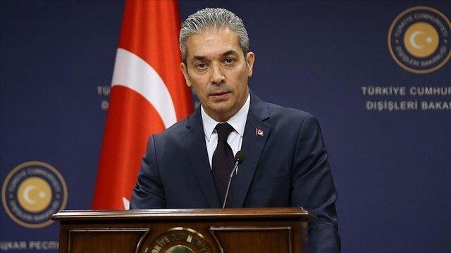 ترکیه: اتحادیه اروپا رویکرد راه حل-محور برای شرق مدیترانه اتخاذ کند