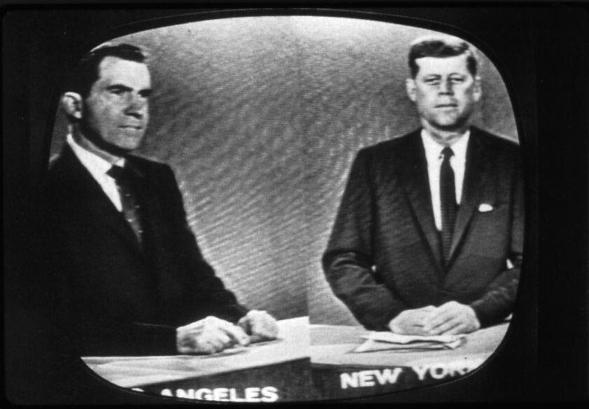آیا تاریخ مناظره های آمریکا پس از 60 سال تکرار می شود؟