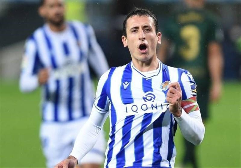لالیگا، سوسیه داد صدر جدول را از رئال مادرید پس گرفت