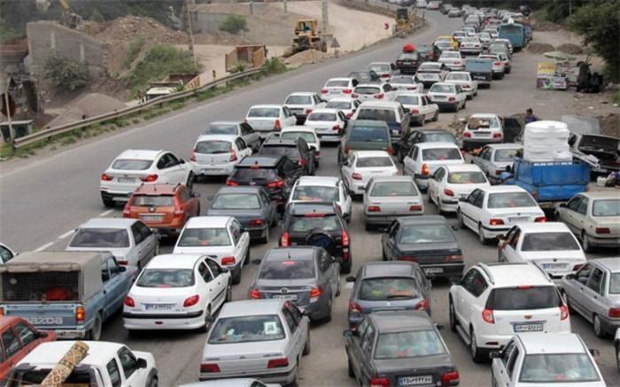 کاهش 6 درصدی تردد در محورهای برون شهری