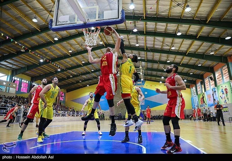 لیگ برتر بسکتبال، پیروزی نزدیک شهرداری گرگان در بازی افتتاحیه