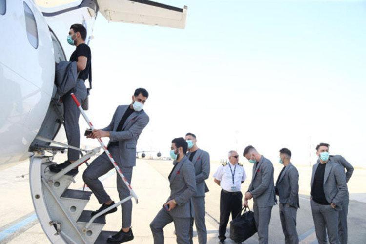 تدابیر خاص برای حضور پرسپولیس در قطر