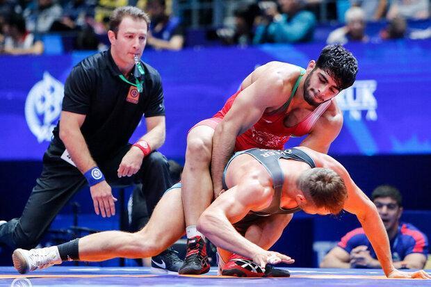 با لغو مسابقات جهانی باید برای سهمیه المپیک تلاش کنم