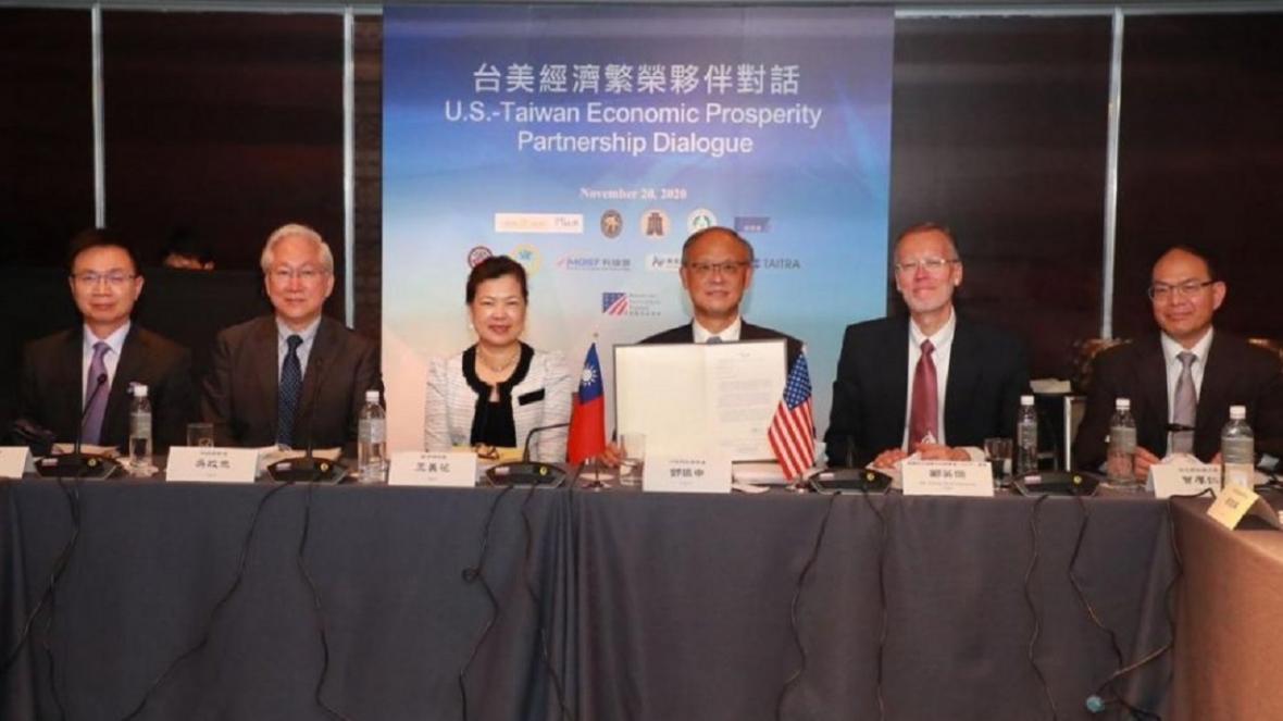 مذاکرات مالی تایوان و آمریکا به توافق 5 ساله منجر شد