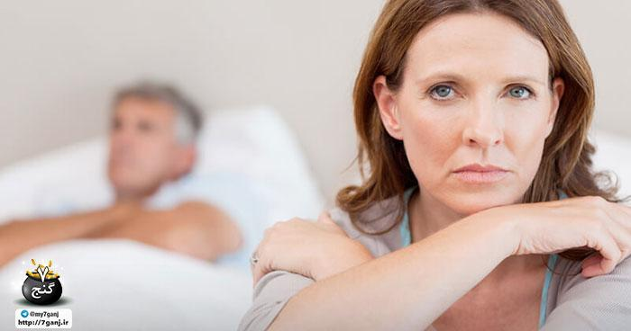 چگونه هنگام رابطه جنسی با بدن برهنه مان احساس راحتی کنیم؟