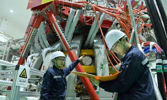ساخت خورشید مصنوعی توسط چین (