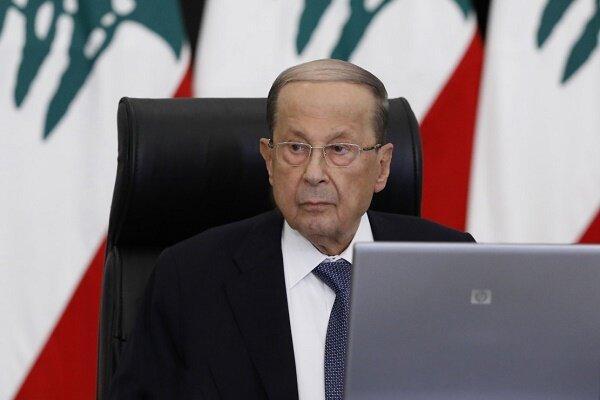 انتقاد میشل عون از تکروی حریری در فرایند تشکیل کابینه لبنان