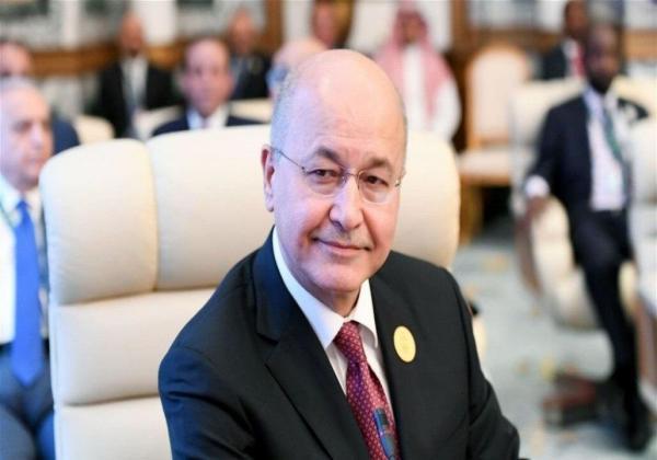 رئیس جمهور عراق: در سال آینده شاهد اقدامات سرنوشت ساز خواهیم بود