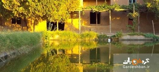 عمارت پیر آباد ایلخچی قم با قدمت 200 ساله، عکس