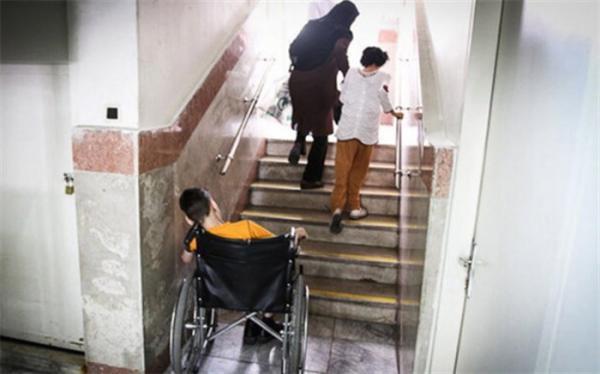 دختران معلولی که از پسران معلول مظلوم ترند