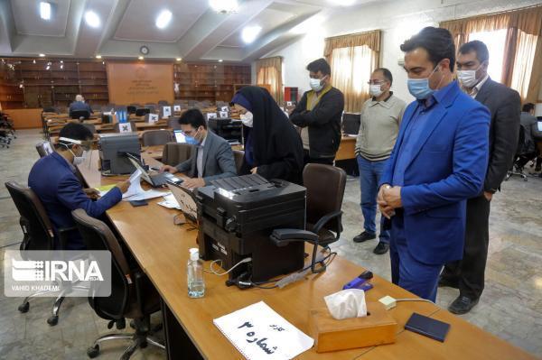 خبرنگاران 97 نفر داوطلب مجلس های شهری اسفراین ثبت نام کردند