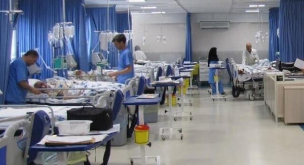 استان کهگیلویه و بویراحمد در آستانه شرایط قرمز کرونایی، احتمال پُر شدن تخت های بیمارستانی