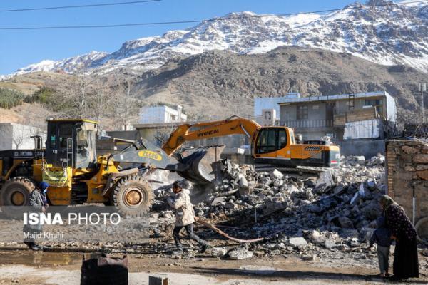 شروع ثبت نام طرح اقدام ملی مسکن در شهر زلزله زده سی سخت