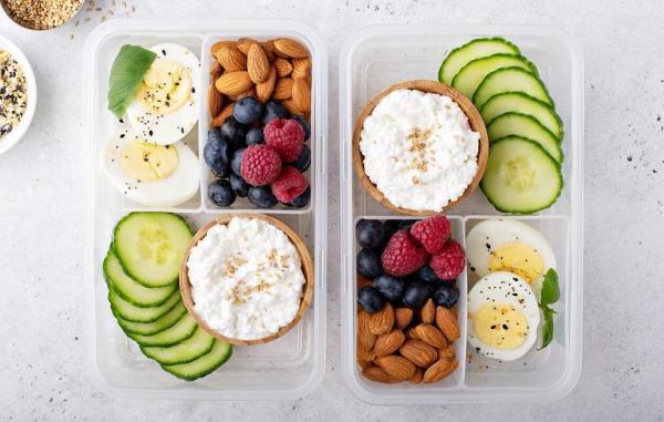 26 میان وعده کم کربوهیدرات خوشمزه و مغذی