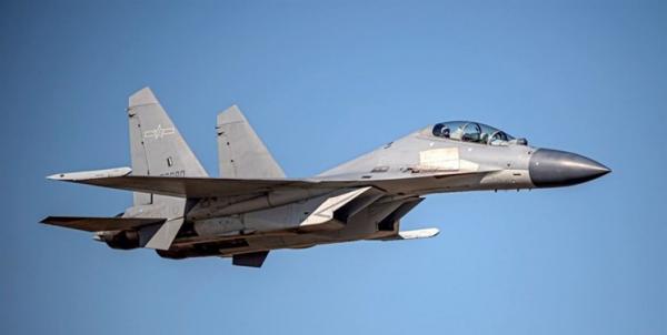 تقابل جنگنده های جی-16 چین با جت های تایوان
