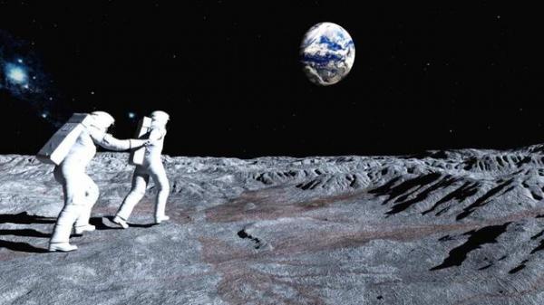 پیاده روی دور ماه چقدر طول می کشد؟