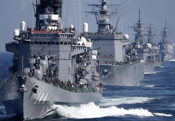 رزمایش مشترک آمریکا و ژاپن پس از توافق وزرای دفاع علیه چین
