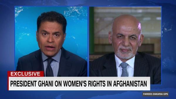 رییس جمهوری افغانستان: چین یک قدرت مداخله جو نیست