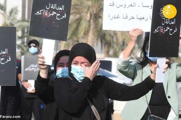 (تصاویر) اعتراضات بی سابقه زنان در کویت