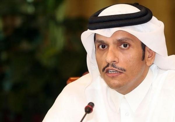 قطر: کشورهای حاشیه خلیج فارس تمایل به گفت وگوی مستقیم با ایران دارند