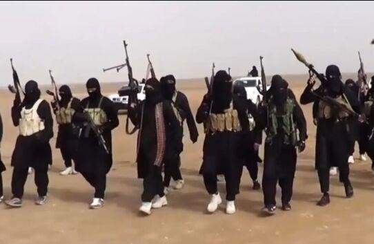 خبرنگاران آزمایش تسلیحات شیمیایی داعش بر روی عراقی ها
