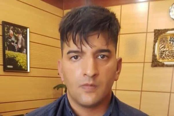 خفاش شب فردیس بازداشت شد