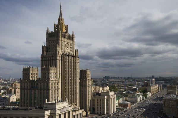 روسیه یک کارمند سفارت اوکراین را اخراج کرد