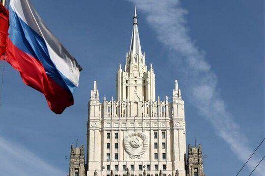 تدابیر سختگیرانه روسیه علیه آمریکا