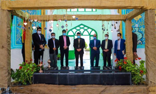 عملیات اجرایی بوستان و یادمان شهدای گمنام پردیس دانشگاه بیرجند شروع شد