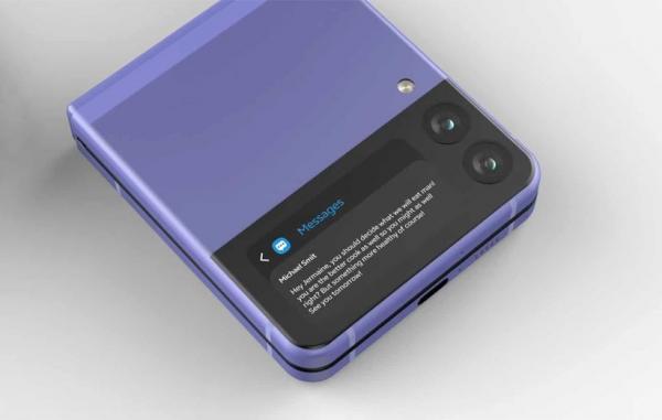 رنگ های سامسونگ گلکسی زد فلیپ 3 مشخص شد