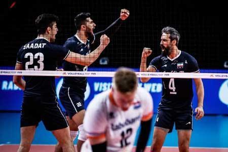 نخستین پیروزی ایران رقم خورد ، هلند حریف شاگردان جوان الکنو نشد