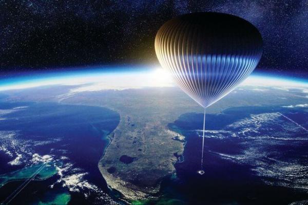 بلیط سفر فضایی با بالن سه میلیارد تومان