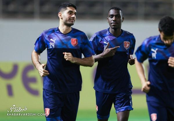 کنار گذاشته شدن 3 استقلالی از لیگ ستارگان قطر