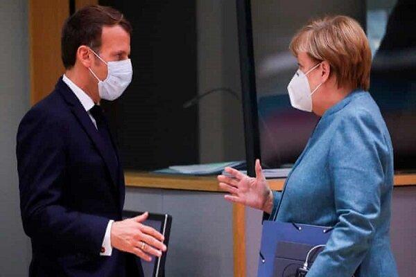 کوشش سران آلمان و فرانسه برای بهبود روابط اروپا و روسیه