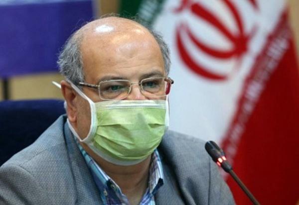 زالی: برای هر بیمار تهرانی فرض بر کرونای دلتا است