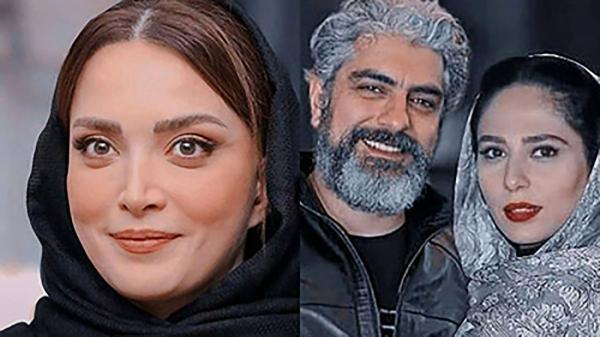 6 مرد بازیگر ایرانی که 2 زن بازیگر داشته اند