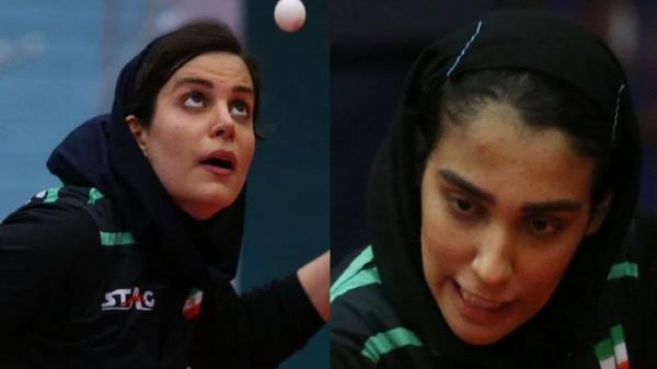 تور چین ارزان: شکست بانوان تنیس روی میز ایران مقابل چین تایپه